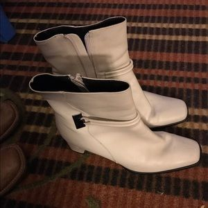 Other - Leather boots nice used condition