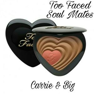 Too Faced Other - TOO FACED Soul Mates Blushing Bronzer NIB