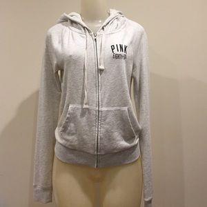 PINK Victoria's Secret Jackets & Blazers - PINK zip up hoodie
