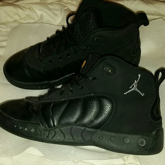 dfba56472673b Jordan Other - All black Jordan Jumpman Pro sneakers