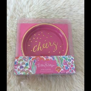Lilly Pulitzer coaster