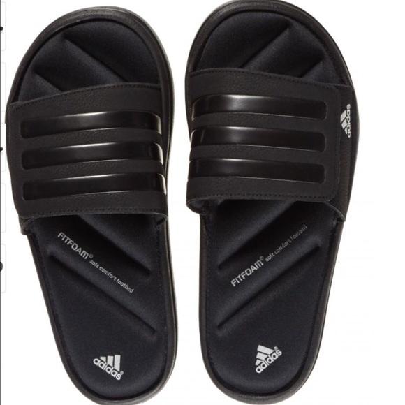 cf67227b5 Adidas Other - Kids Adidas Slides - Size 11