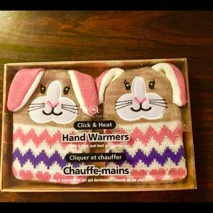 Aroma Home Accessories - 🐰AROMA HOME RABBIT CLICK & HEAT HAND WARMERS!🌞
