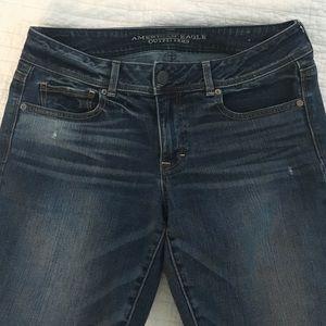 American Eagle Outfitters Denim - American Eagle Jeans Kick Boot Cut Stretch denim