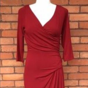 The Limited faux wrap dress. Excellent condition!