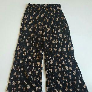 Brandy Melville Aarika Sunflower Pants