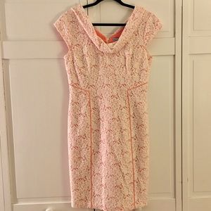 ANTONIO MELANI Dresses & Skirts - NWOT Antonio Melani Coral Lace Dress