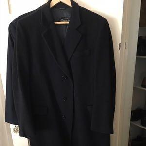 Saks Fifth Avenue Cashmere Overcoat