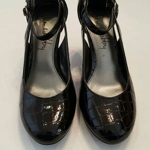 Sam & Libby Shoes - Sam & Libby black heels