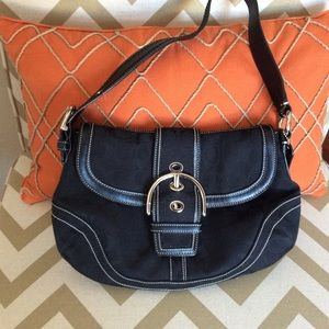 Coach Handbags - Authentic Coach black purse