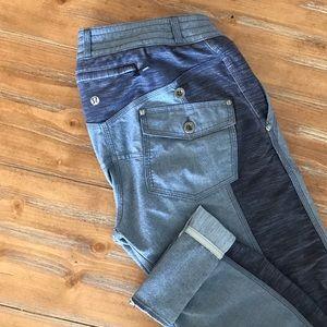 lululemon athletica Pants - Lululemon Ride On Pants sz6