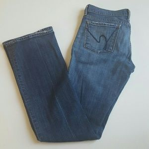 Citizens of Humanity Denim - Citizens of Humanity Bootcut Stretch Jeans