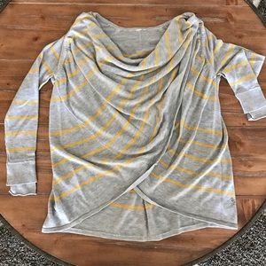 lululemon athletica Sweaters - Lululemon Wrap and Twist Sweater