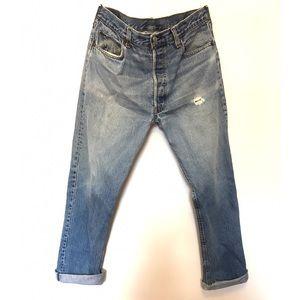 Vintage Levis Boyfriend Jeans