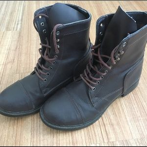 Girls Paddock Boots Kids Size 2 Horse Back Riding