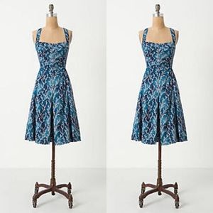 Anthropologie Acropora Dress by HD in Paris