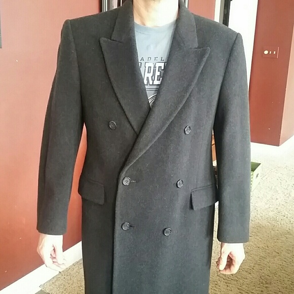 10f4bb42cd1 Jackets & Coats | Cashmere Blend Trenchcoat By Nino Cerruti | Poshmark
