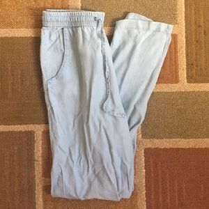 Forever 21 Soft Denim Pants Size S