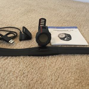 Accessories - Garmin Forerunner 110