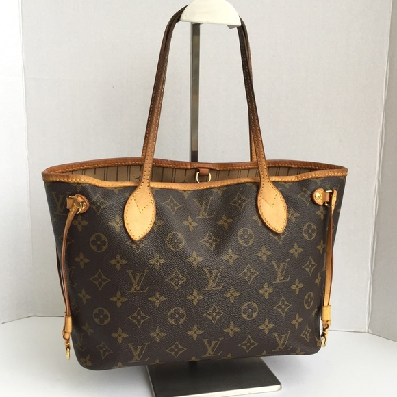 Louis Vuitton Handbags - Authentic Louis Vuitton Monogram Neverfull PM Tote 335a52c85823a