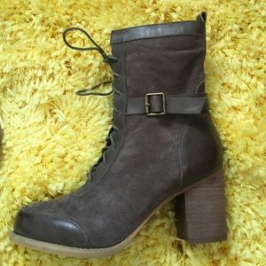 Sbicca Shoes - Sbicca Heel Boot