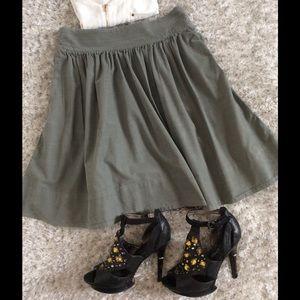 Anthropologie Dresses & Skirts - Edme & Esyllte for Anthropologie Corduroy Skirt