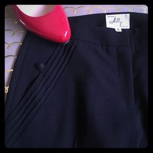 Milly Pants - 🌟SALE🌟❣EXQUISITE MILLY Wool Crepe Pants❣️