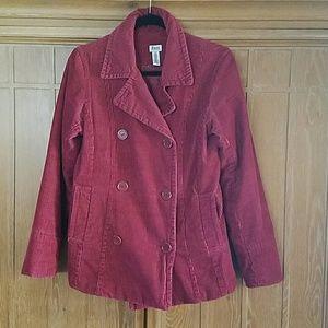 Bass pea coat