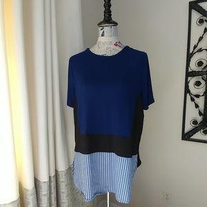 Tops - Colorblock tunic/t-shirt