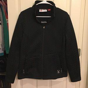 Spyder Jackets & Blazers - Spyder core black sweater