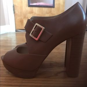 7d9851e3016 MICHAEL Michael Kors Shoes - Michael Michael Kors Eleni platform heels
