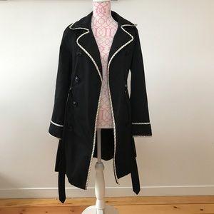 Merona Jackets & Blazers - Black Merona Trench Coat