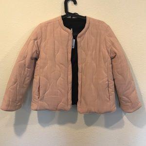 Urban Outfitters Jackets & Coats - HP💕 NWT Kimchi Blue pink black puffer coat jacket
