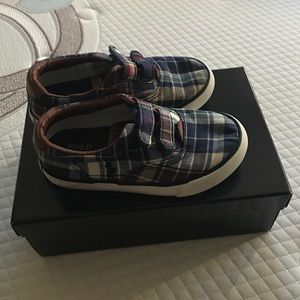 Polo by Ralph Lauren Other - Polo check sneakers