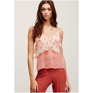 Free People All Things Tank Magnolia