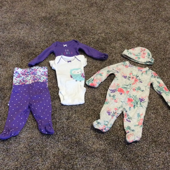 cc4bfd8a2ede carters One Pieces