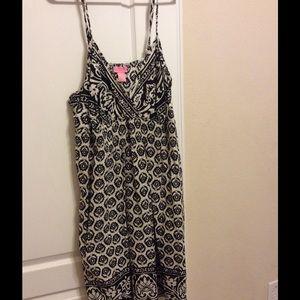Dresses & Skirts - Printed plus size maxi dress