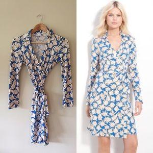Diane von Furstenberg Dresses & Skirts - Diane Von Furstenberg Jeanne Wrap Dress