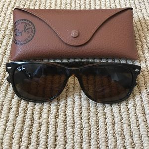 Ray-Ban Accessories - Authentic Ray Ban tortoise shell wayfarers