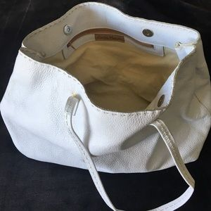 carla mancini Handbags - Carla Mancini white Handbag 👜👠