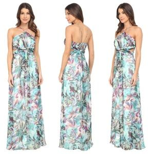 Aidan Mattox Dresses & Skirts - 🎉HP🎉 🆕 Aidan Mattox Halter Maxi Dress