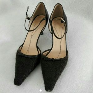 Kate Spade Brown Wool Pumps