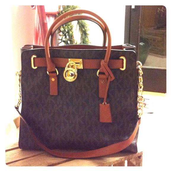 b443157feb9e Large MK handbag. M 58728f182599fe140c012649