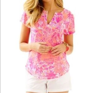 Lilly Pulitzer Duval Top