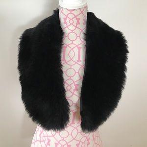 Forever 21 Accessories - Black Faux Fur Stole