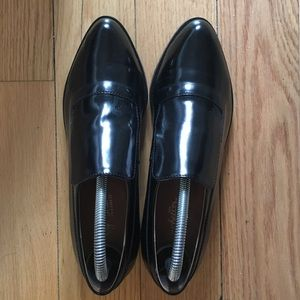 Seychelles Shoes - Seychelles , leather slip on oxfords