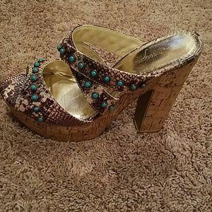 Boston proper Heels