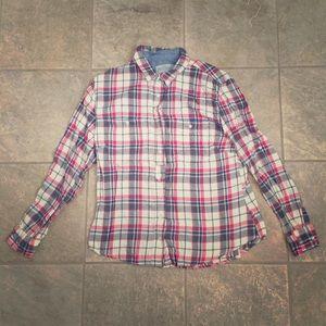 Jachs Tops - Soft Flannel Top