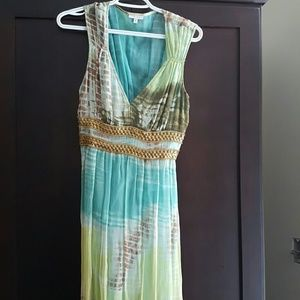 Heidi Klein Dresses & Skirts - Hiedi Klein multicolor dress, size 4