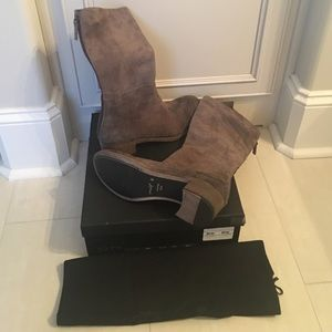 Marsell Shoes - Brand new Marsell suede boots